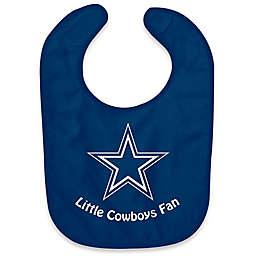 """NFL Dallas Cowboys """"Little Cowboys Fan"""" Bib"""