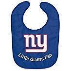 NFL New York Giants  Little Giants Fan  Bib