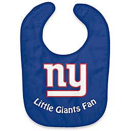 """NFL New York Giants """"Little Giants Fan"""" Bib"""