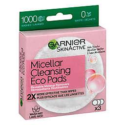 Garnier Micellar Cleansing Eco Pads (Set of 3)