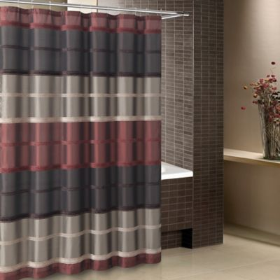 Bombay Rust 72 Inch X 72 Inch Shower Curtain Bed Bath