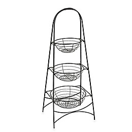 Maison 3-Tier Spa Bath Basket