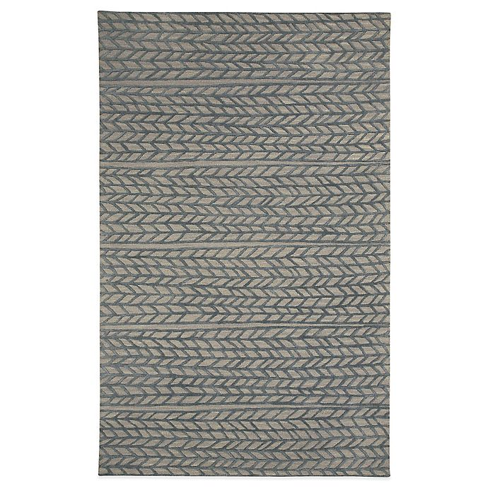 Alternate image 1 for Capel Rugs Genevieve Gorder Ancient Arrow  8-Foot x 10-Foot Area  in Grey