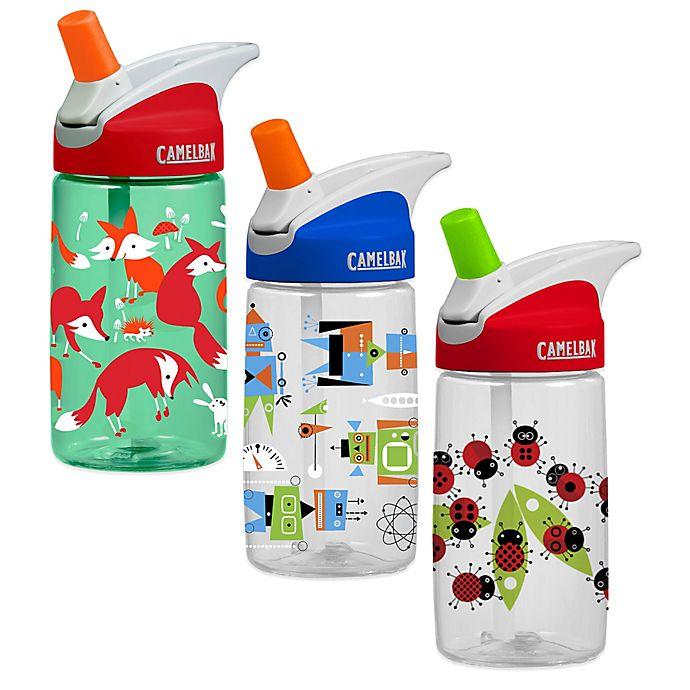 Alternate image 1 for CamelBak® eddy™ Kids Water Bottle