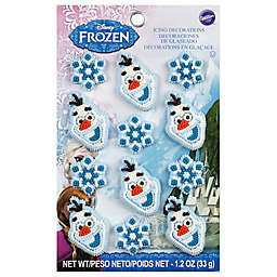 Wilton® Disney® Frozen Icing Decorations (Set of 12)