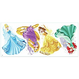 York Wallcoverings Disney® Princesses & Castles Peel and Stick Giant Wall Decals