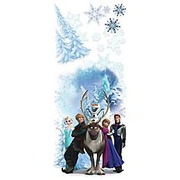 Disney® Frozen Character Winter Burst Peel and Stick Giant Wall Decals
