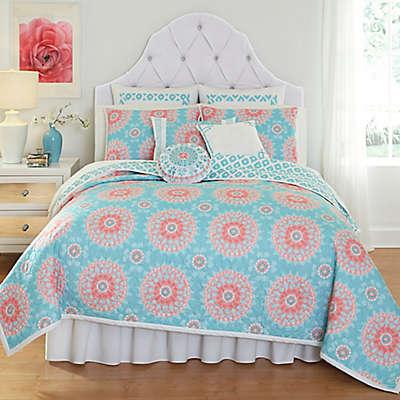 Dena™ Home Sloane Pillow Sham in Aqua