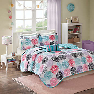 Mi Zone Carly Coverlet Set