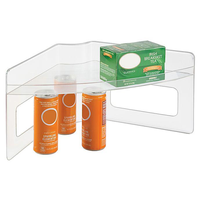 Alternate image 1 for iDesign® Cabinet Binz™ Lazy Susan Storage Shelf