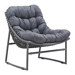 Zuo® Ingonish Beach Chairs in Grey