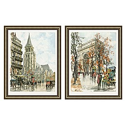 Paris Wall Art Collection