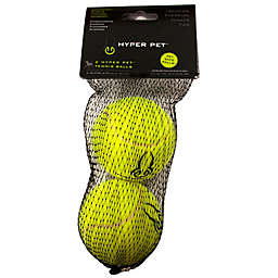 Hyper Pet™ 2-Pack Tennis Balls in Green