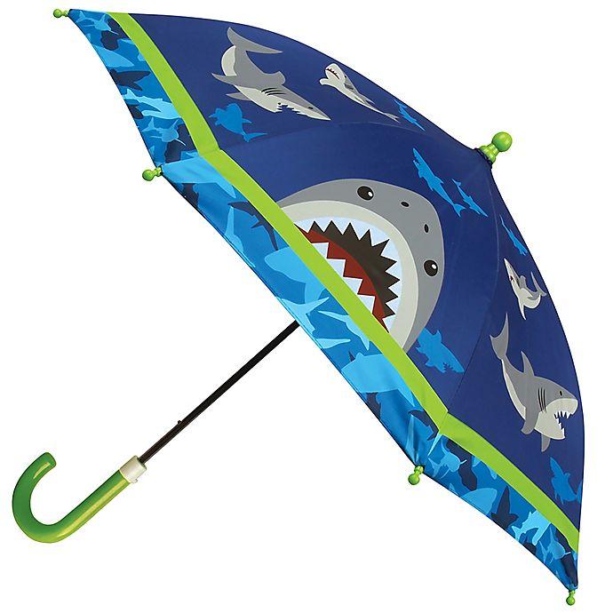 Alternate image 1 for Stephen Joseph® Shark Umbrella