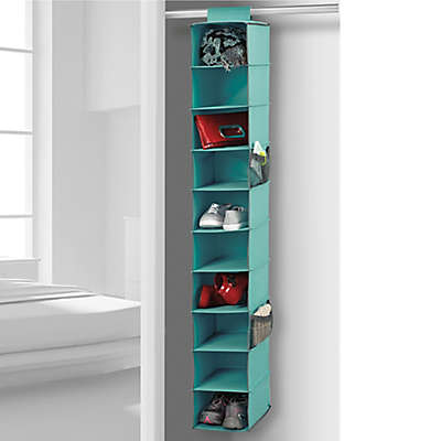 Studio 3B™ 10-Shelf Hanging Shoe Organizer