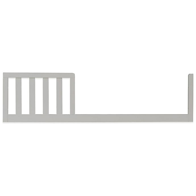 Alternate image 1 for Fisher-Price® 50-Inch Toddler Guard Rail in Misty Grey
