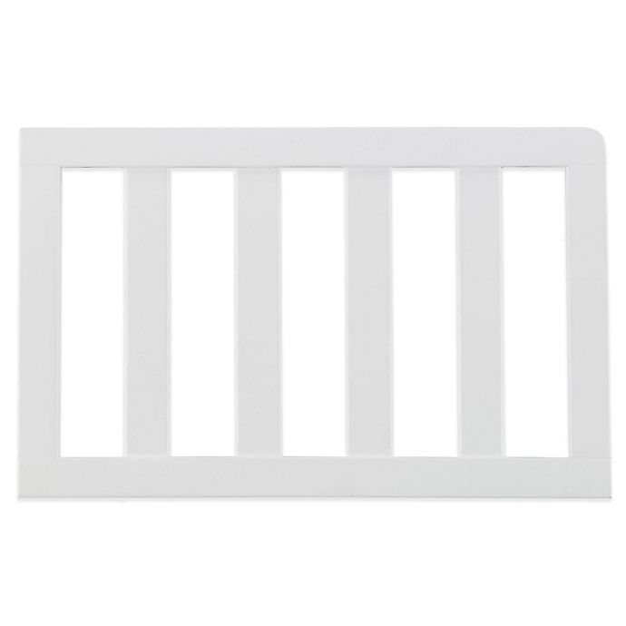 Alternate image 1 for Fisher-Price® 19-Inch Toddler Guard Rail in Snow White