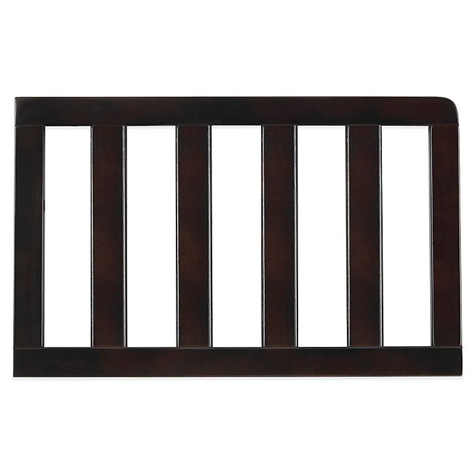 Alternate image 1 for Fisher-Price® 19-Inch Toddler Guard Rail in Espresso