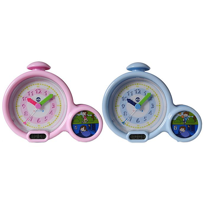 Alternate image 1 for Kid'Sleep My First Alarm Clock by Claessens-Kids