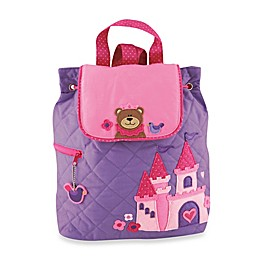 Stephen Joseph® Princess Quilted Backpack in Purple
