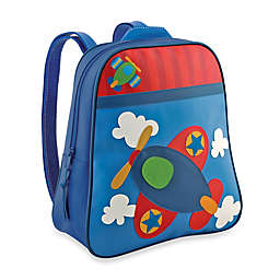 Stephen Joseph® Airplane Go Go Backpack in Blue