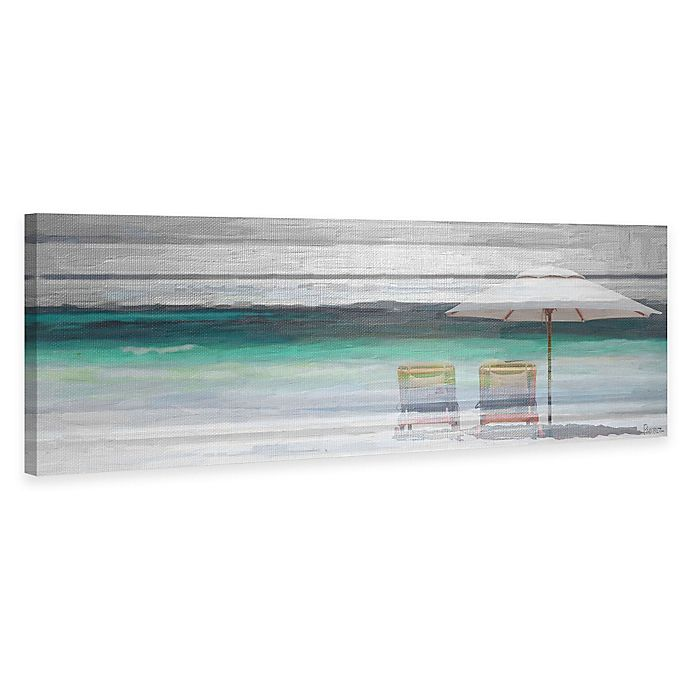 Parvez Taj Beach Life Canvas Wall Art Bed Bath Amp Beyond