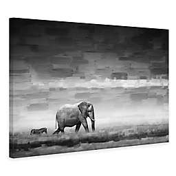 Parvez Taj Safari 30 Inch X 45 Canvas Art Add To Idea Board