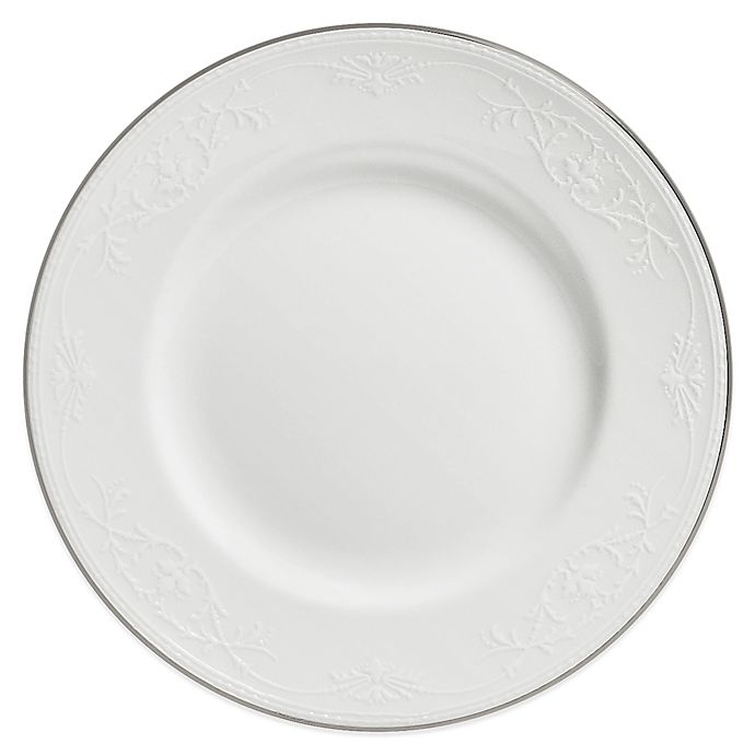 Alternate image 1 for Wedgwood® English Lace Bread and Butter Plate