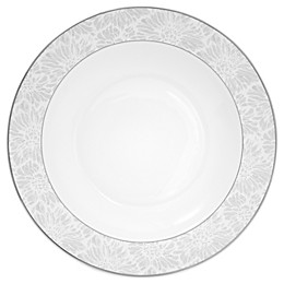 Vera Wang Wedgwood® Vera Chantilly Lace Rim Soup Bowl in Grey