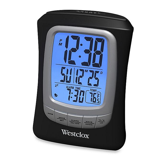 Alternate image 1 for Westclox Super Loud Travel Alarm Clock