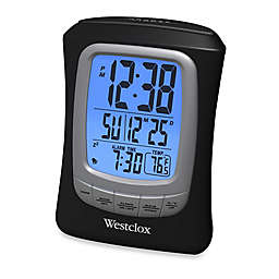 Westclox Super Loud Travel Alarm Clock