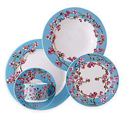 CRU by Darbie Angell Madison's April in NY Dinnerware Collection