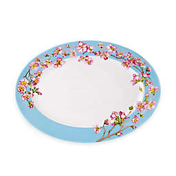 CRU by Darbie Angell Madison's April in NY Oval Platter