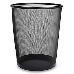 Mesh Metal Wastebasket