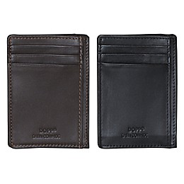 Dopp Leather Regatta Front Pocket Get-Away