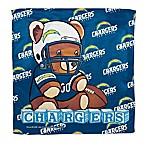 NFL San Diego Chargers Littlest Fan Burp Cloth
