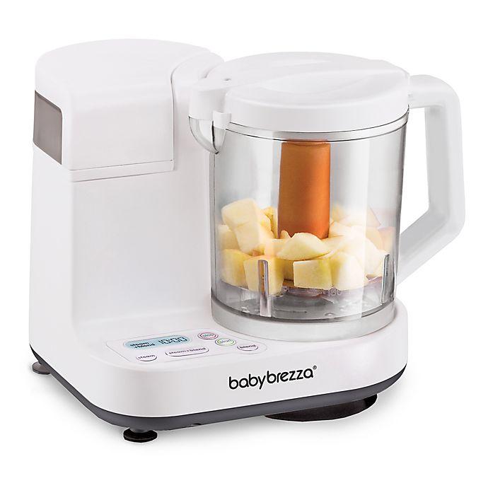 Baby Brezza 174 Glass One Step Baby Food Maker Buybuy Baby