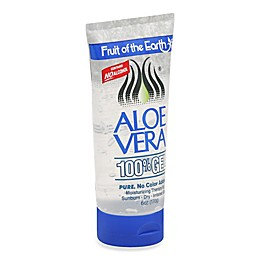 Fruit Of The Earth® 6 oz.100% Aloe Vera Gel Tube