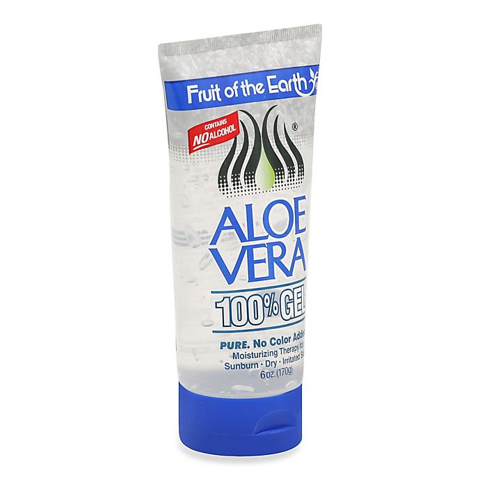 Alternate image 1 for Fruit Of The Earth® 6 oz.100% Aloe Vera Gel Tube