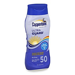 Coppertone® Ultra Guard® Broad Spectrum Lotion SPF 50