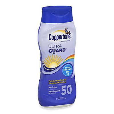 Coppertone® Ultra Guard® Broad Spectrum Lotion SPF 50