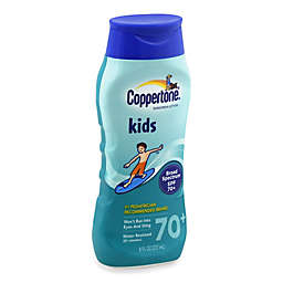 Coppertone® 8 oz. Kids Broad SpectrumSunscreen Lotion SPF 70+