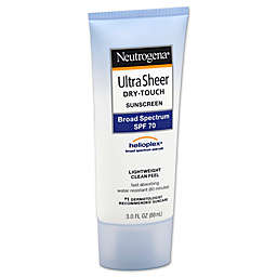 Neutrogena® Ultra Sheer® 3 oz. Dry-Touch Sunscreen Broad Spectrum SPF 70