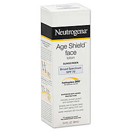 Neutrogena® Age Shield™ 3 oz. Face Lotion Sunscreen Broad Spectrum SPF 70