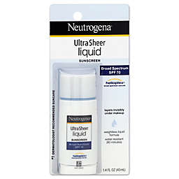 Neutrogena® 1.4 fl.oz. Ultra Sheer Liquid Daily Sunscreen Broad Spectrum SPF 70