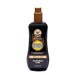Australian Gold® 8 fl. oz. Bronzing Dry Oil Spray Intensifier Lotion
