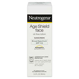 Neutrogena® Age Shield™ Face Lotion Sunscreen Broad Spectrum SPF 110