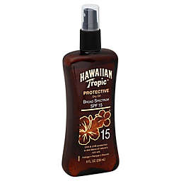 Hawaiian Tropic® 8 oz. Protective Dry Oil Sunscreen Pump Spray SPF 15