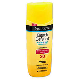 Neutrogena® Beach Defense® 6.7 oz. Sunscreen Lotion Broad Spectrum SPF 30
