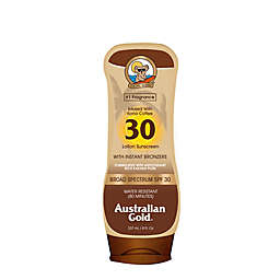 Australian Gold® 8 oz. Lotion Sunscreen with Bronzers SPF 30